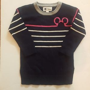 Baby Gap Disney Mickey Sweater Dress